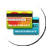 クレジットカード決済・電子マネーが利用できます